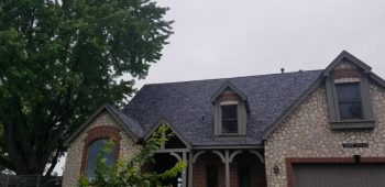 Dark Gray Roof