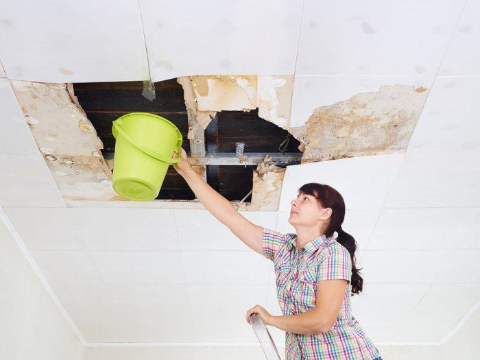 Emergency Roof Leaks