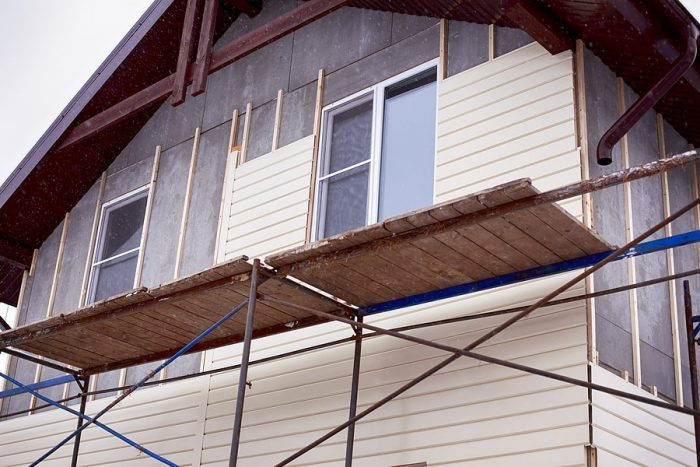 Replace Siding