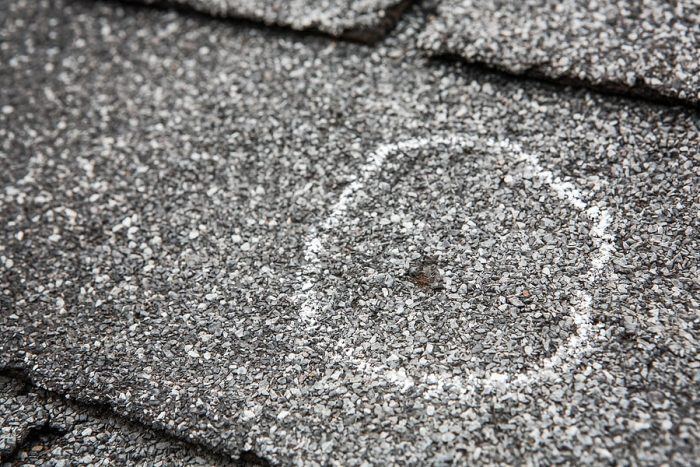 Hail Damage Roof Insurance Claims